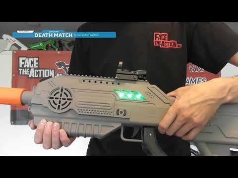 Lazertag.be : BRX lasergeweren uitleg