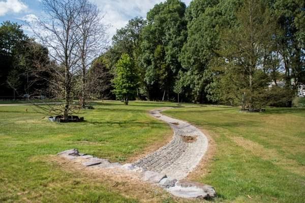 Speeltuin Hertenpark, Kerkrade, Nederland