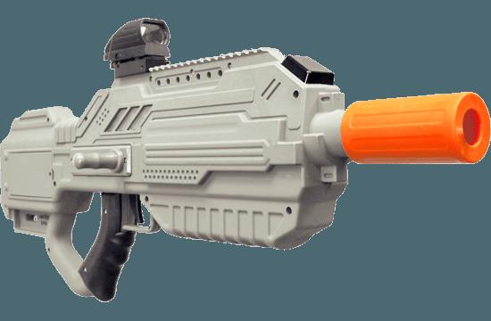 BRX lasergun