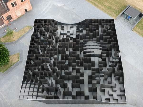 C-mine labyrint