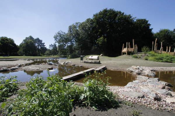 Natuurspeelplaats Zuiderpret