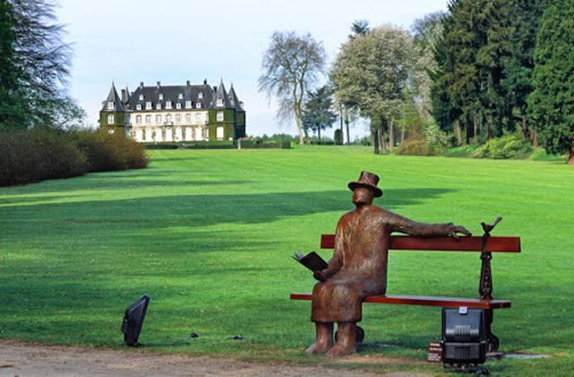 Parc du Domaine Solvay