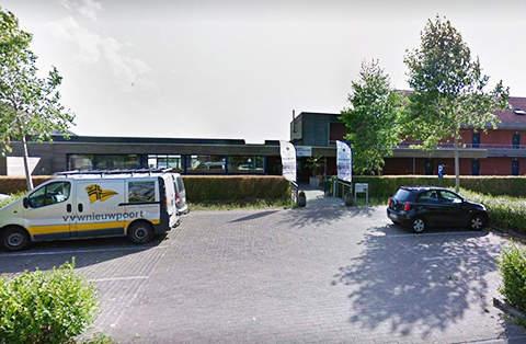 point de location Bruges