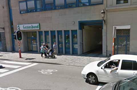 point de location Bruxelles